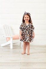 Mud Pie Leopard Cover-Up
