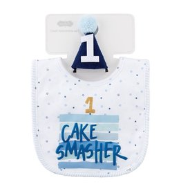 Mud Pie Boy Birthday Cake Smasher Set