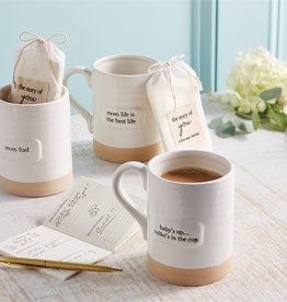 Mud Pie Mom Mug & Journal Set