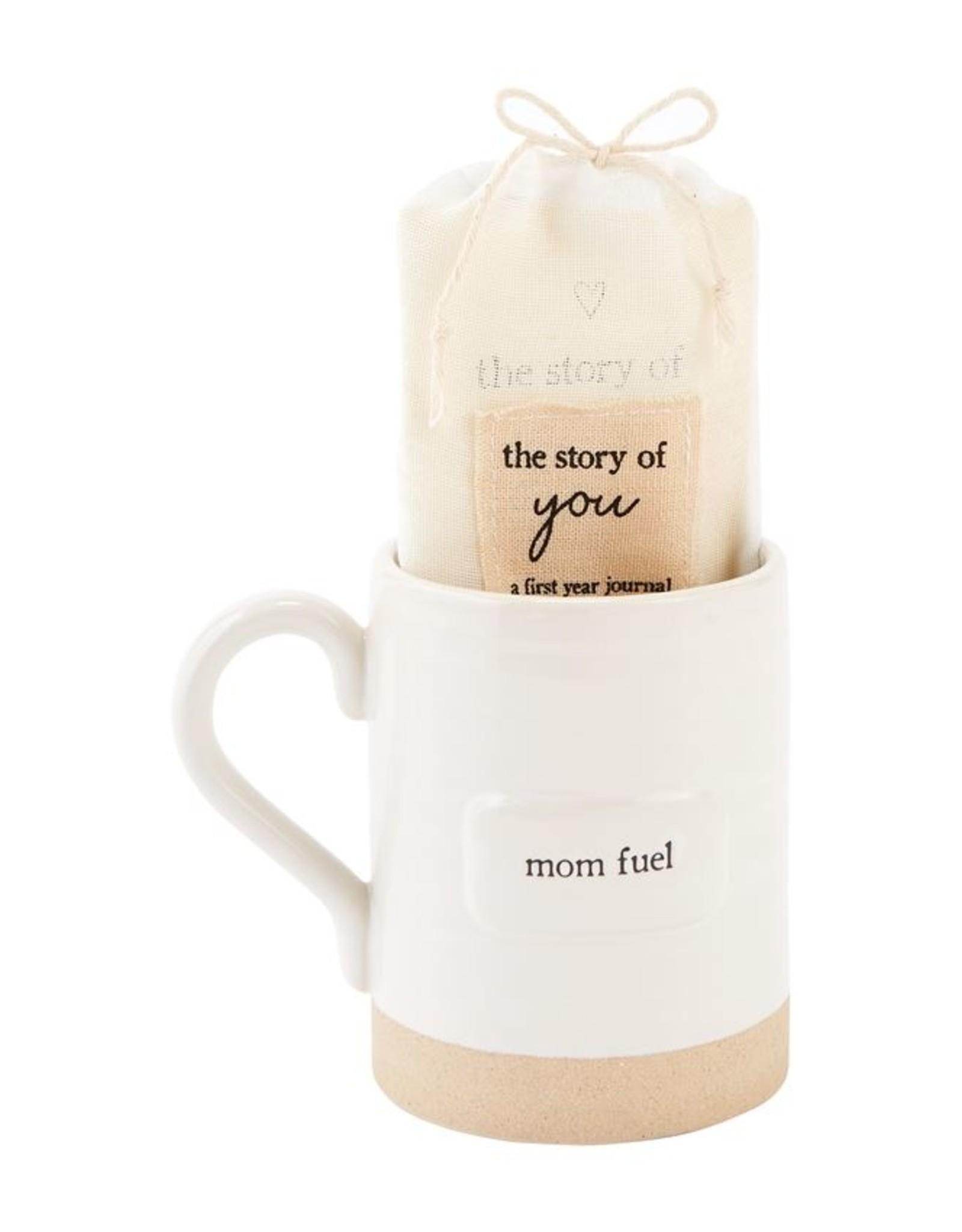 Mud Pie Mom/Dad Life Coffee Mugs