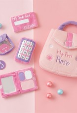 Mud Pie My First Purse Plush Play Set