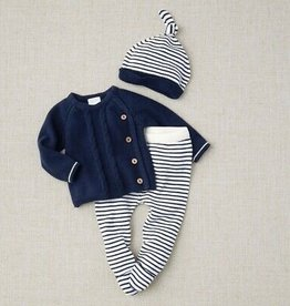 Mud Pie Navy Take Me Home Outfit