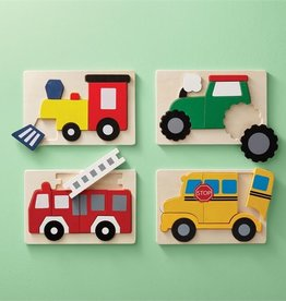 Mud Pie Bus Puzzle