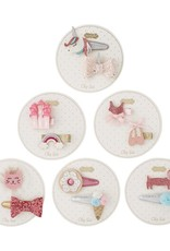 Mud Pie Everyday Hair Clip Set - assorted