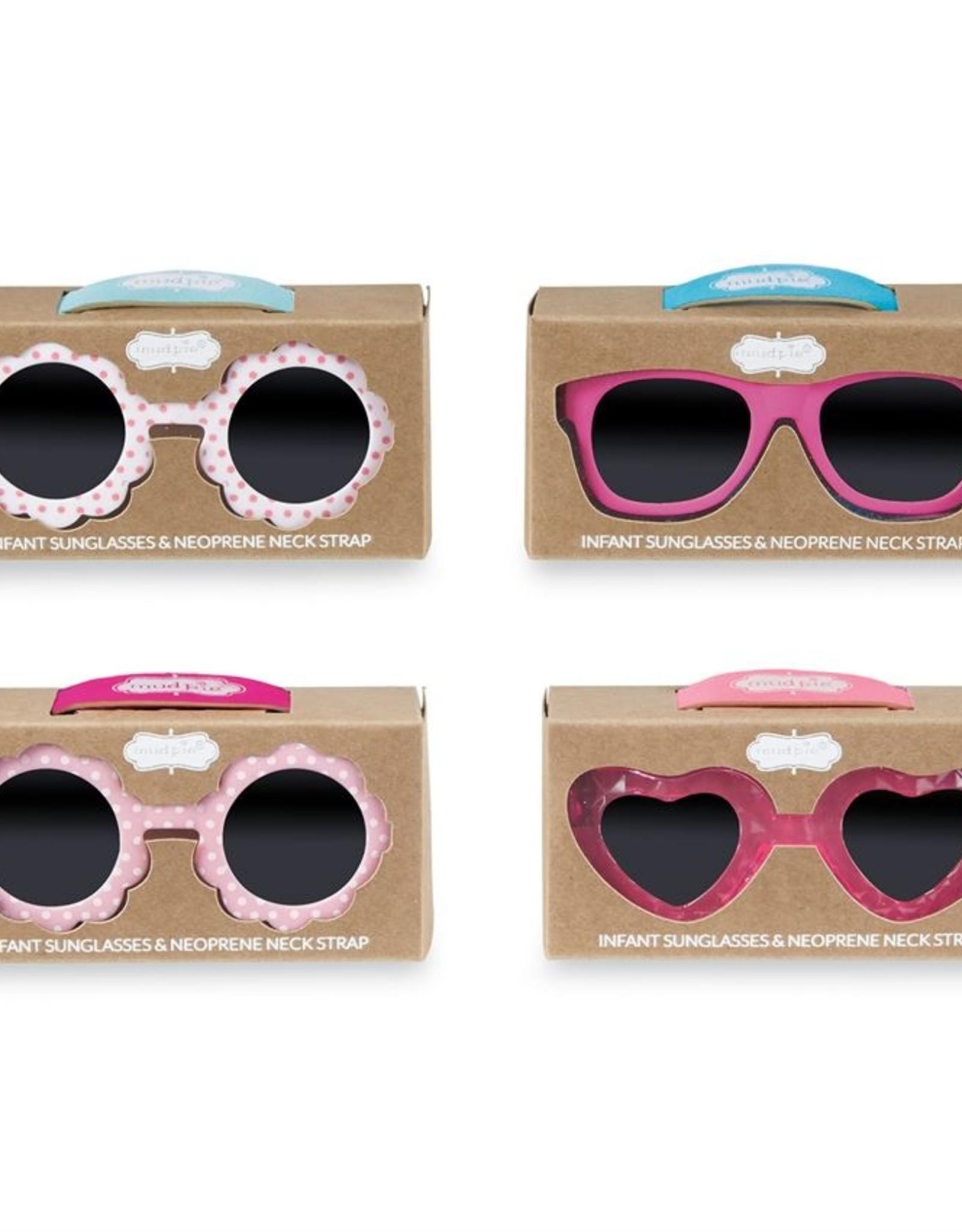 Mud Pie Girl Sunglasses 0-2T