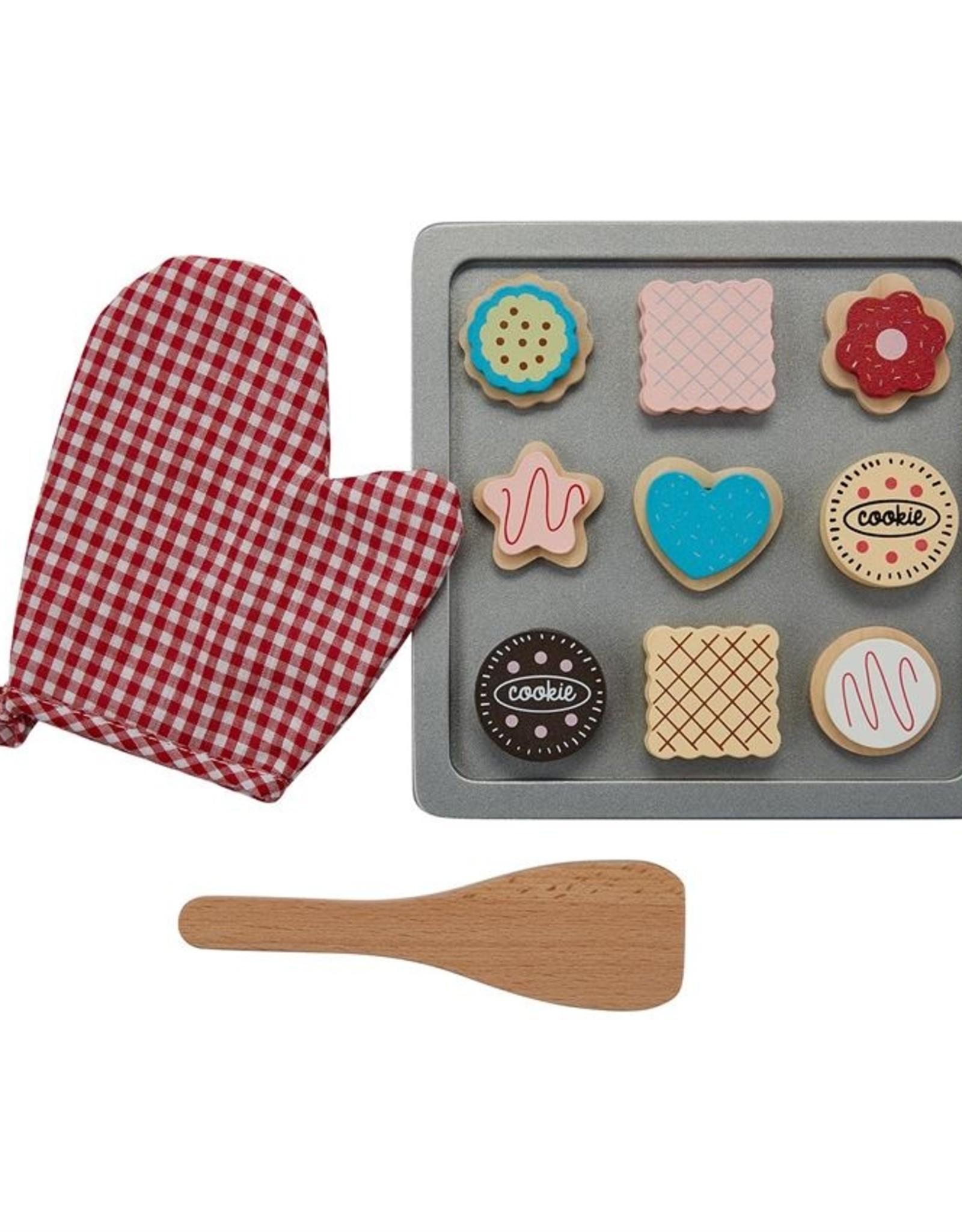Mud Pie Cookie Sheet Play Set