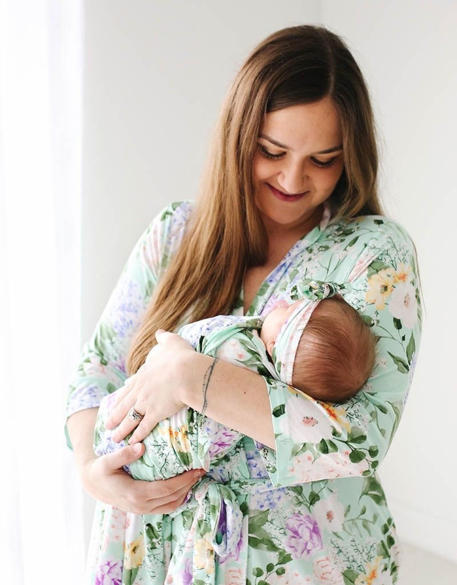 Posh Peanut Mommy Robe - Erin