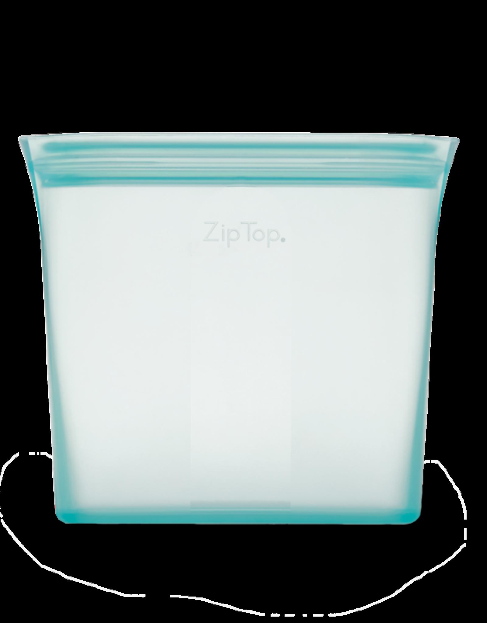 Zip Top Zip Top - Sandwich Bag - Teal