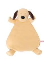 Wubbanub Brown Puppy Lovey - Wubbanub