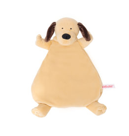 Wubbanub Wubbanub - Brown Puppy Lovey