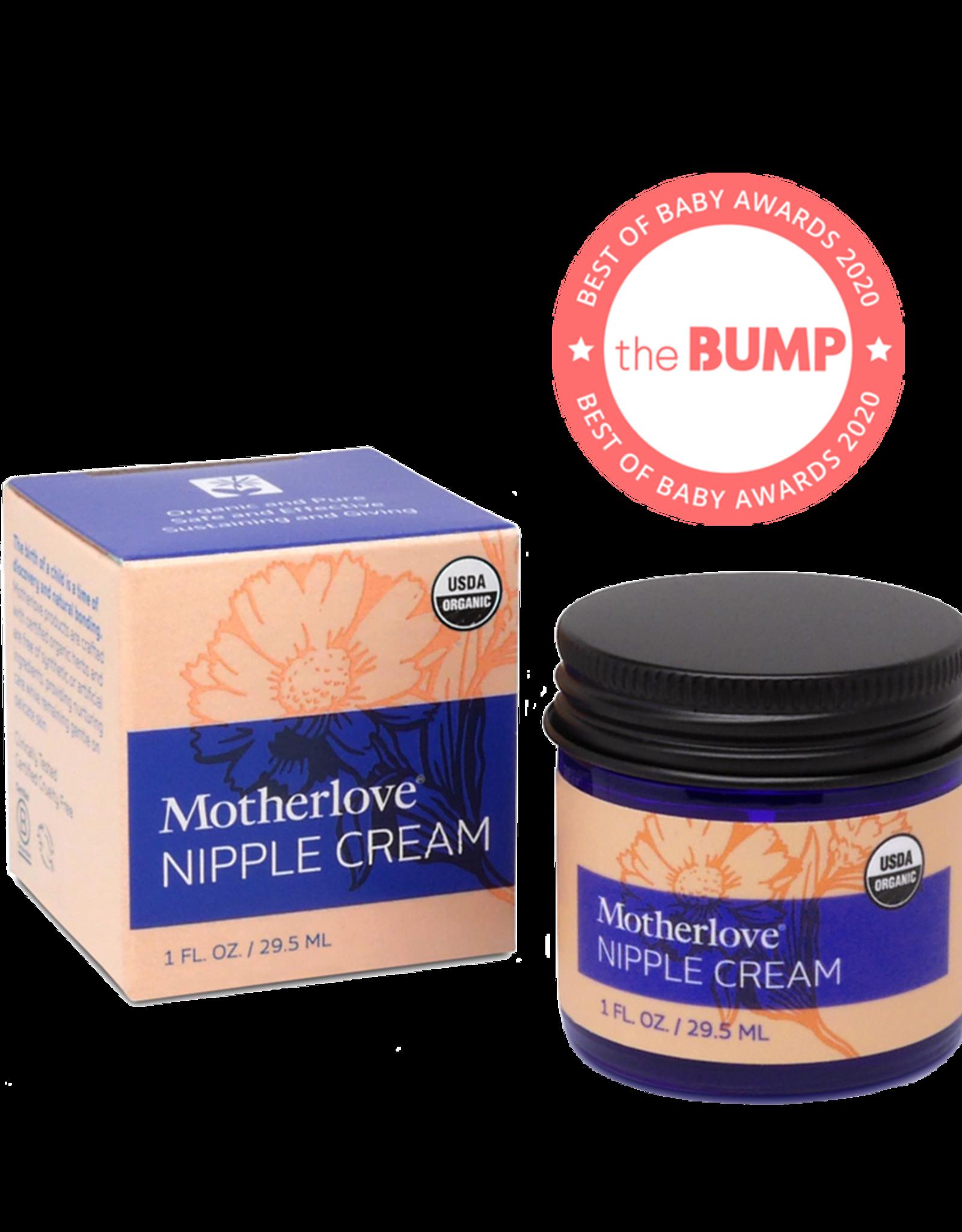 Motherlove Nipple Cream 1 oz.
