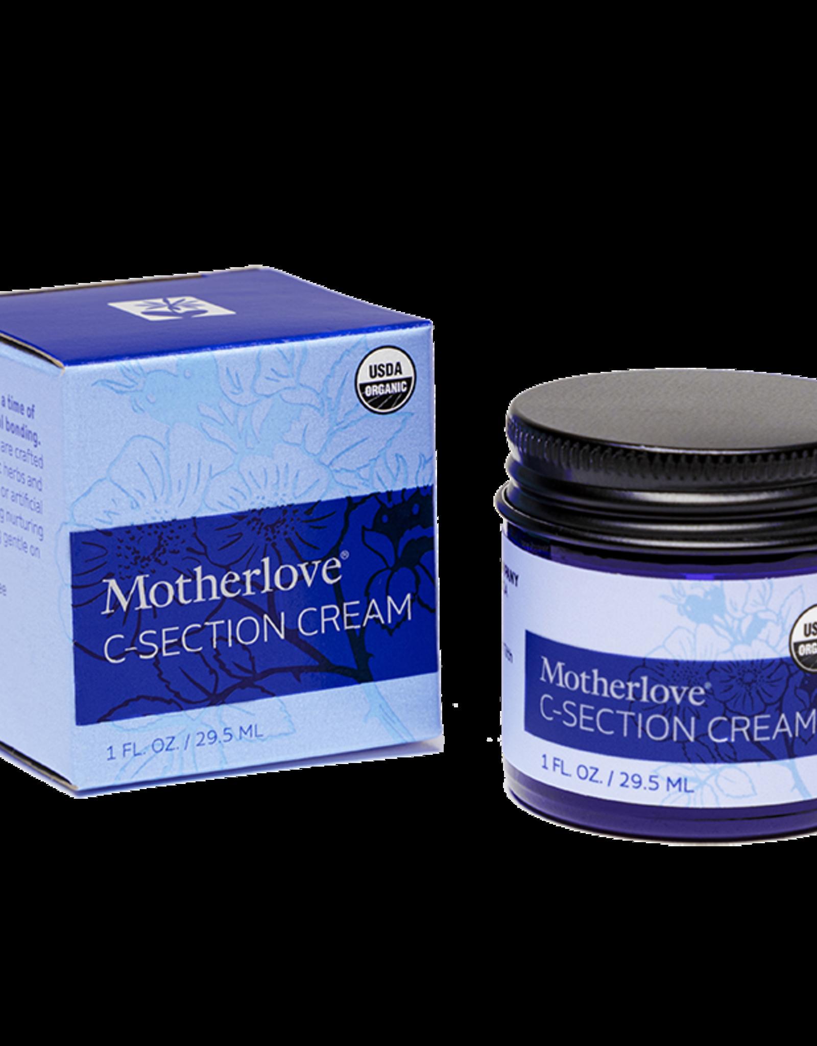 Motherlove C-Section Cream 1 oz.