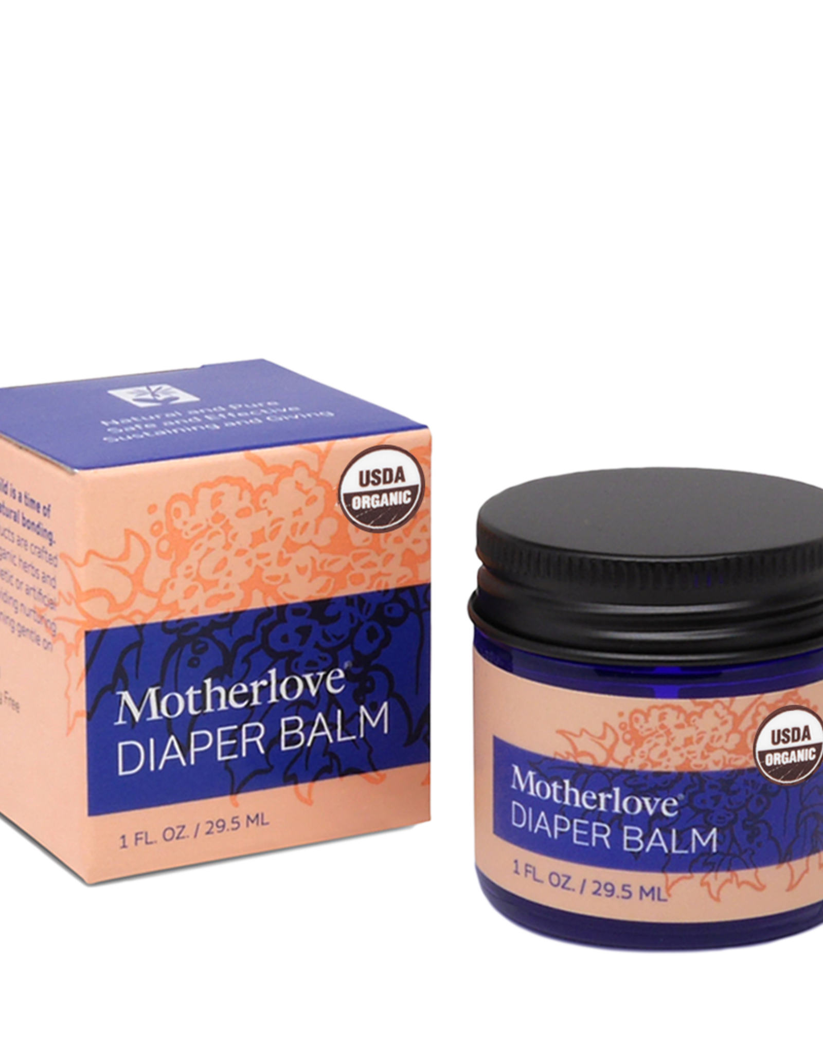 Motherlove Diaper Balm 1 oz.