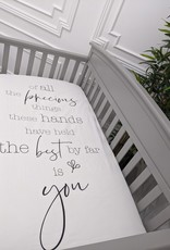 Crib Sheet The Best Is You