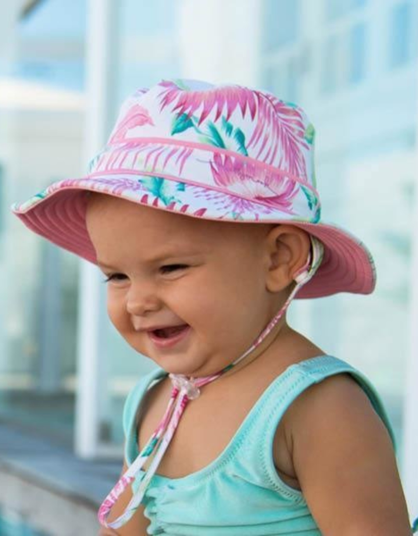 Millymook Baby Girl's Bucket Hat 0-12 months