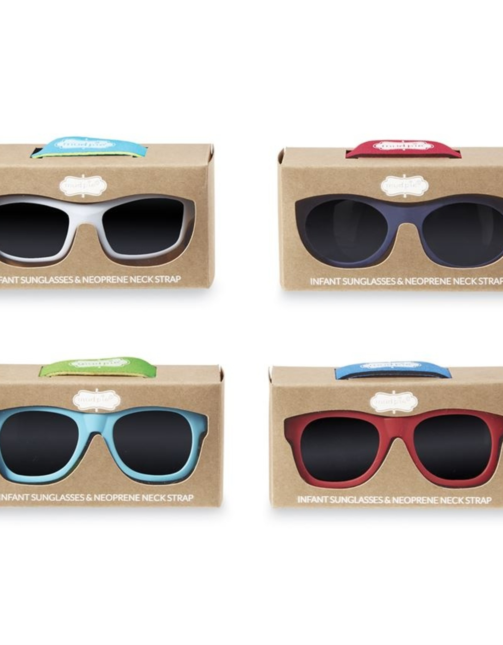 Mud Pie Boy Sunglasses 0-2T