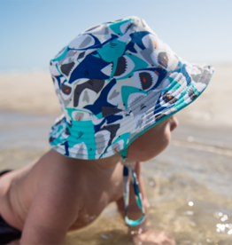 Baby Boy's Bucket Sun Hat 0-12 months