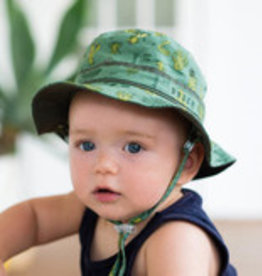 Dozer Boy's Bucket Sun Hat 12-24 months