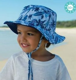 Dozer Boy's Bucket Sun Hat 5 years +