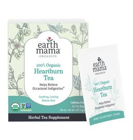 Earth Mama Organics Heartburn Tea
