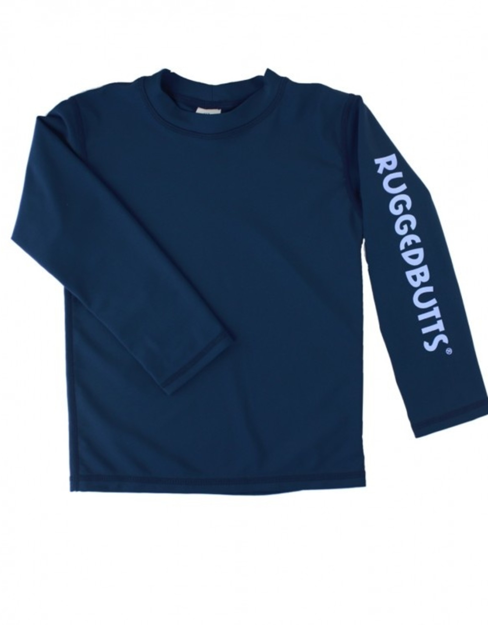 RuggedButts Navy Rash Guard