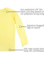 RuggedButts Lemon Rash Guard