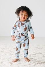 Posh Peanut Brody lng slv 2 pc Pajama Set