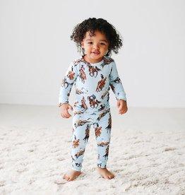 Posh Peanut Brody lng slv 2 pc Pajama Set PRE-ORDER