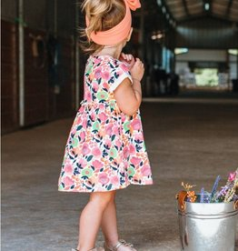 RuffleButts My Best Bud Dress