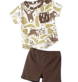 Rainforest Boy's Top & Shorts Set