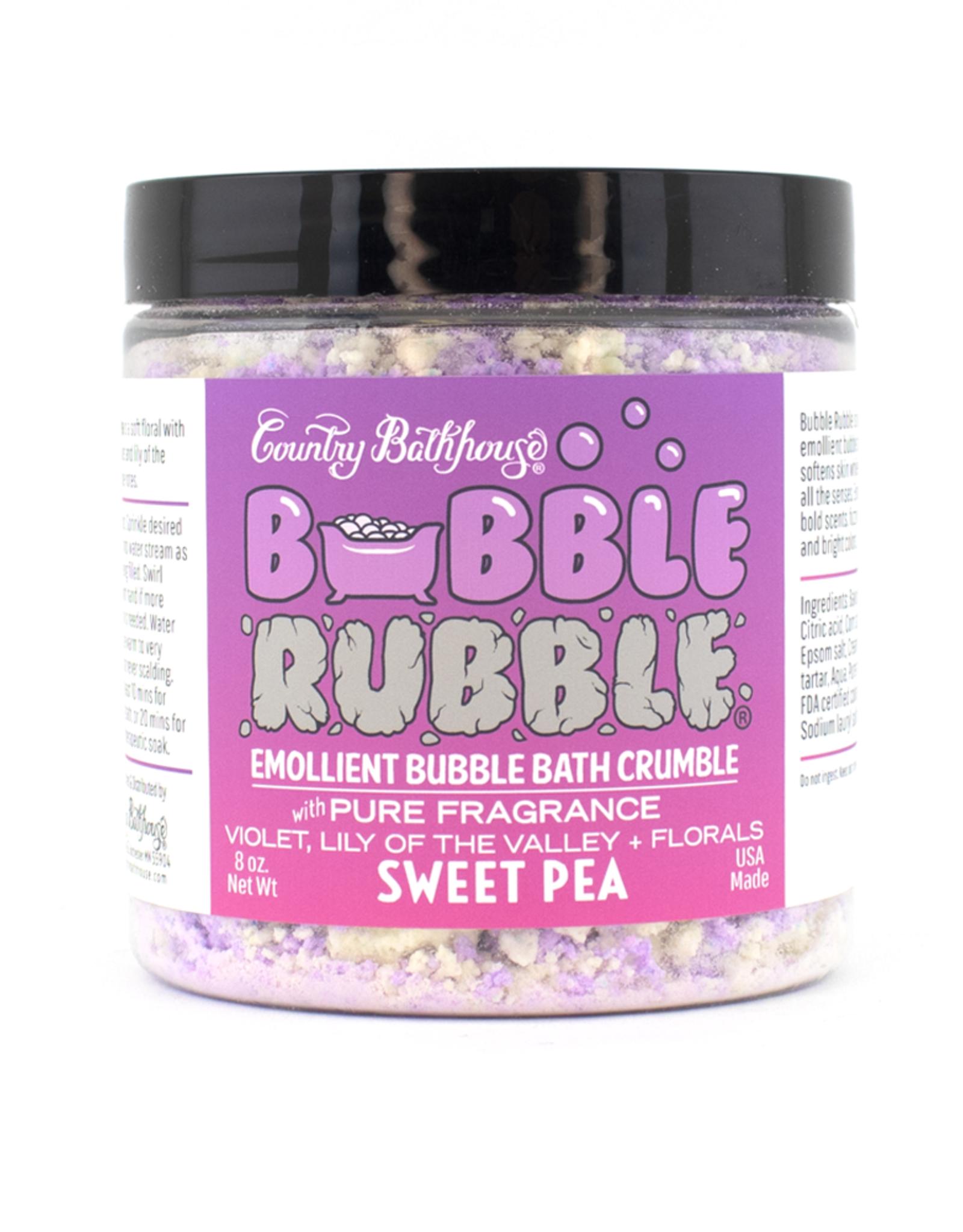 Bubble Rubble - Organic