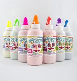 Splash & Color Bath Tub Finger Paint - Cotton Candy scent