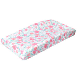 Copper Pearl June Changing Pad Cover