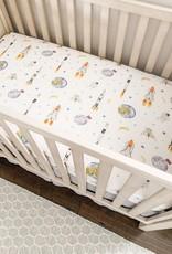 Florida Kid Co. Space Crib Sheet