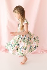 Posh Peanut Harper Henley Twirl Dress