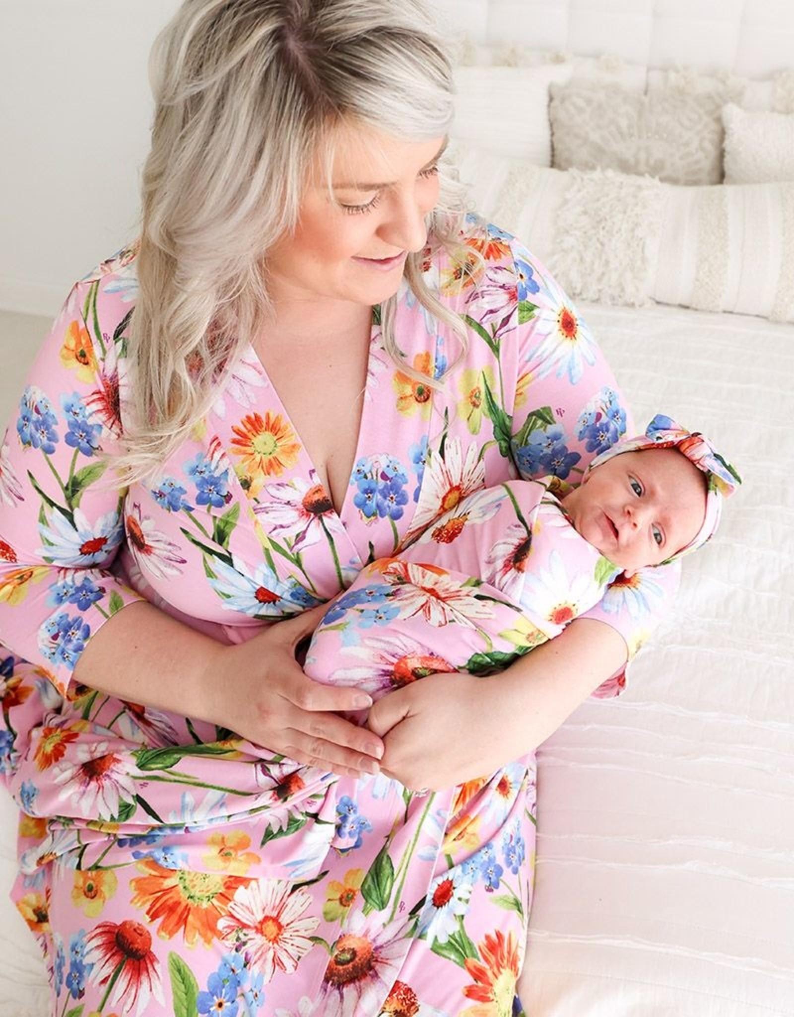 Posh Peanut Mommy Robe - Kaileigh