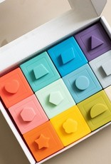 Three Hearts Building Blocks