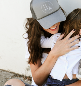 Mama  Circle Trucker Hat -