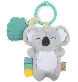 Itzy Ritzy Koala Itzy Pal Plush + Teether