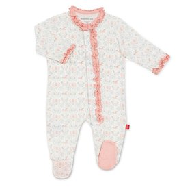 Magnetic Me Carousel Ruffle Front Footie Modal