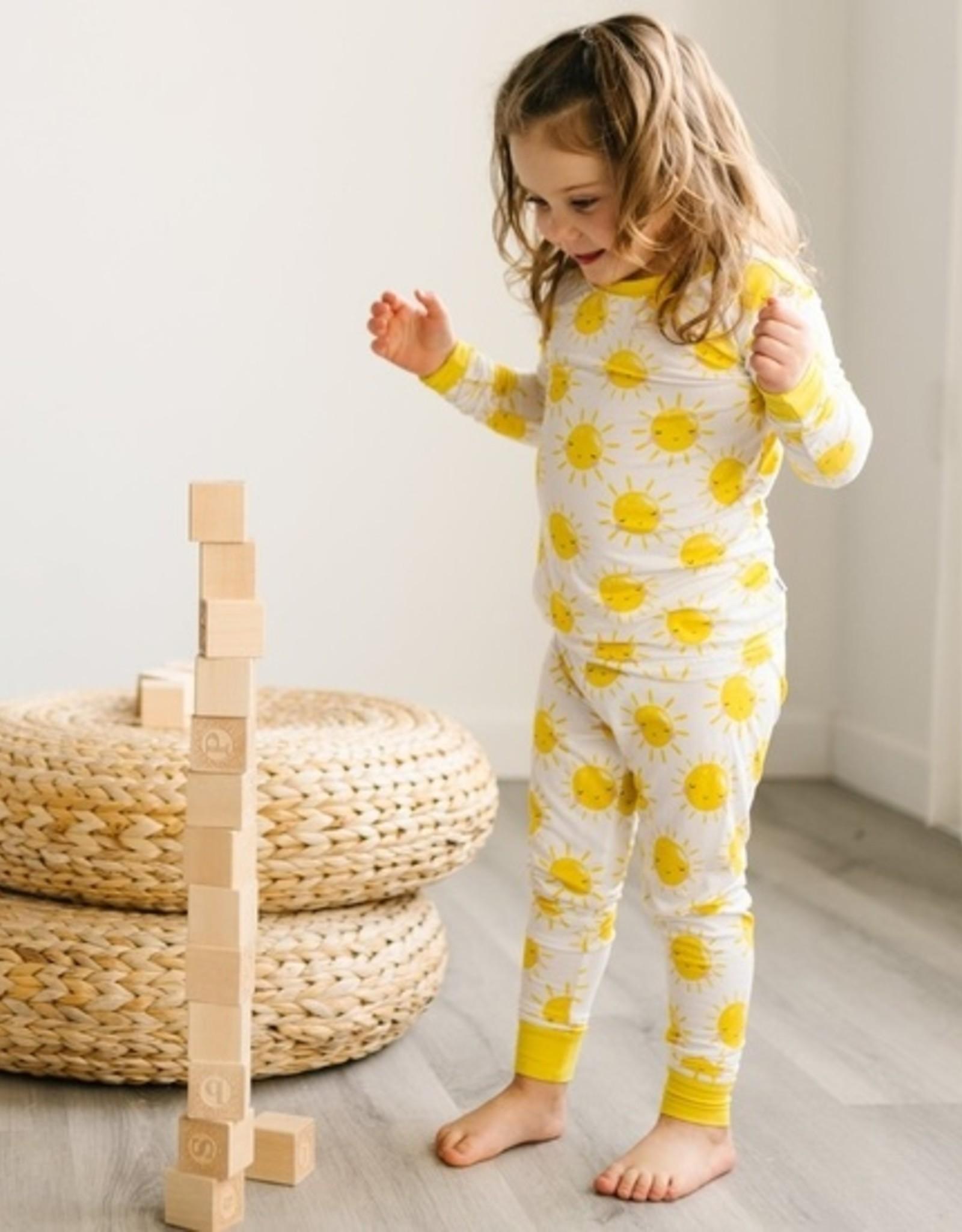 Little Sleepies Little Sleepies Bamboo 2pc Pajamas 2T (misc. prints)