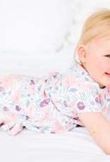 Mayfair Dress & Diaper Cover Set, organic cotton