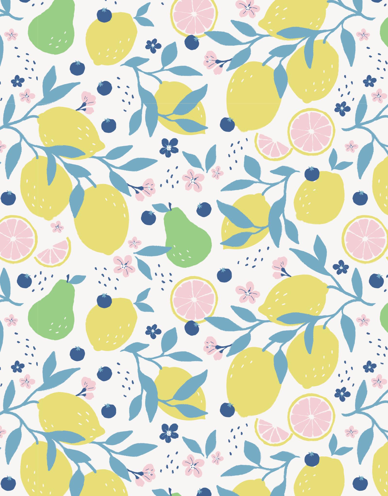Magnetic Me Citrus Bloom Modal Dress & Diaper Cover