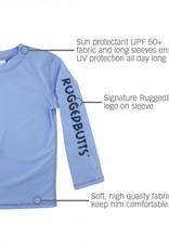 RuggedButts Cornflower Blue Rash Guard