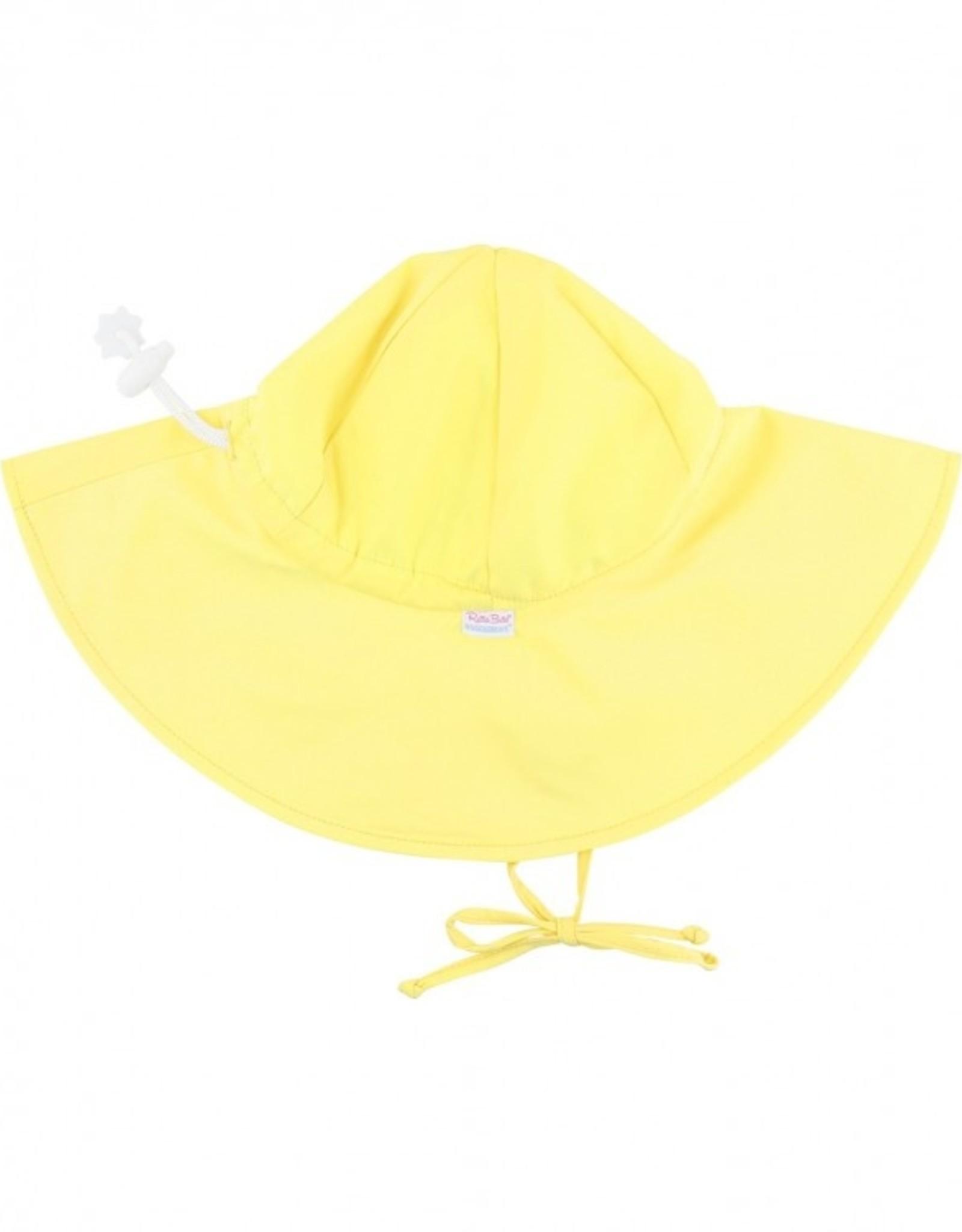 RuffleButts Lemon Sun Hat