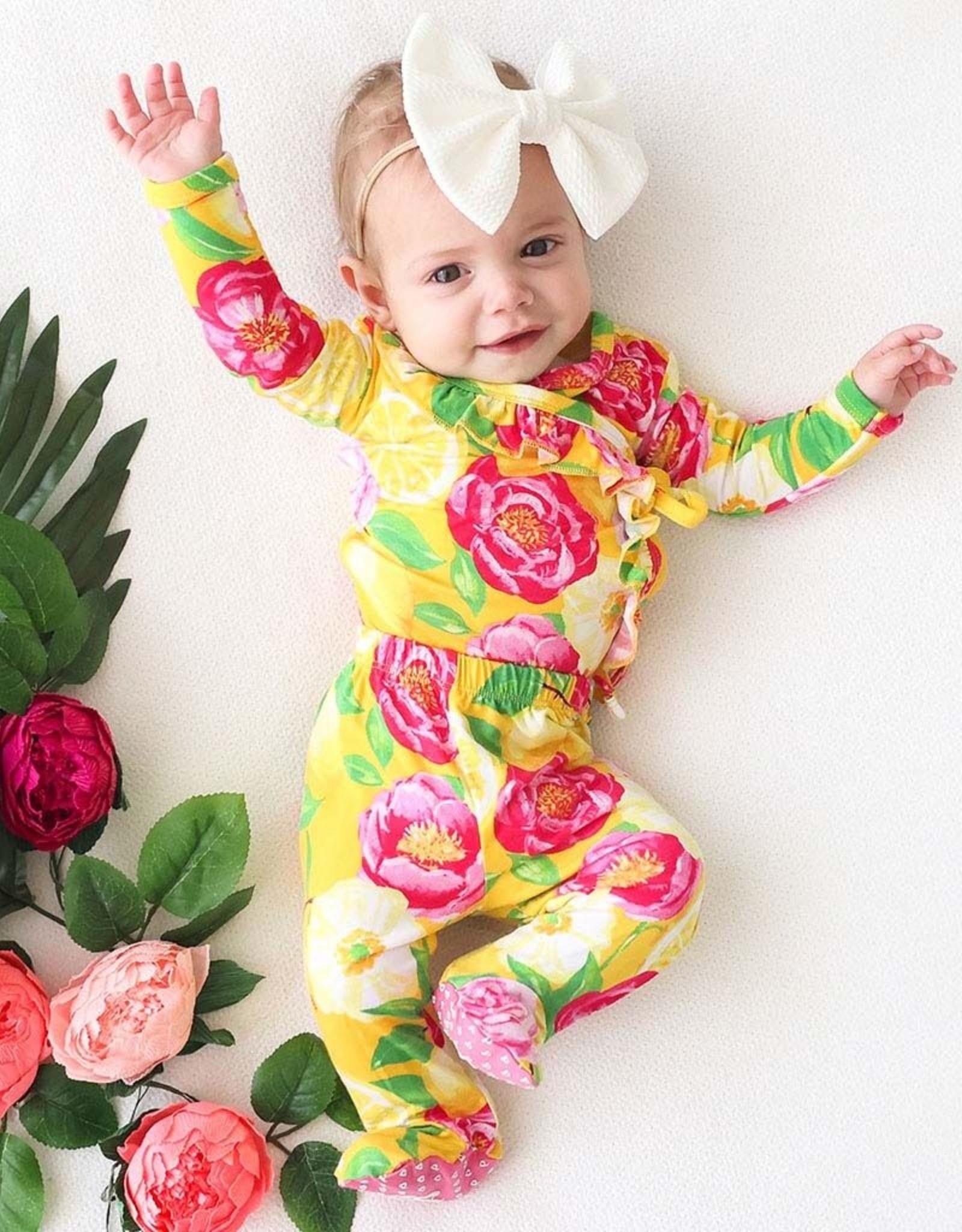 Annika Ruffled Kimono Set 0-3 months