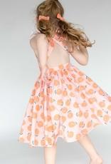 Peachy Toddler Twirl Dress