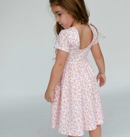 Ditsy Floral Toddler Twirl Dress