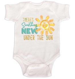 New Under the Sun Newborn Onesie
