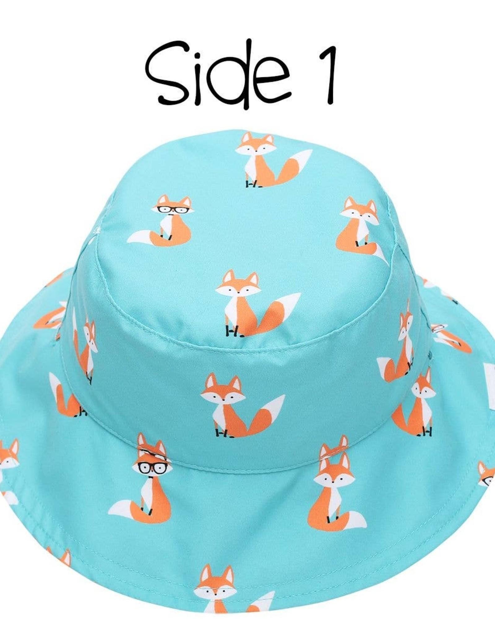 Sun Hat - Fox/Hedgehog